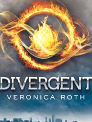 Divergent by Veronica Roth, from Teen Read Week