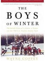 The Boys of Winter by Wane Coffey, from Teen Read Week