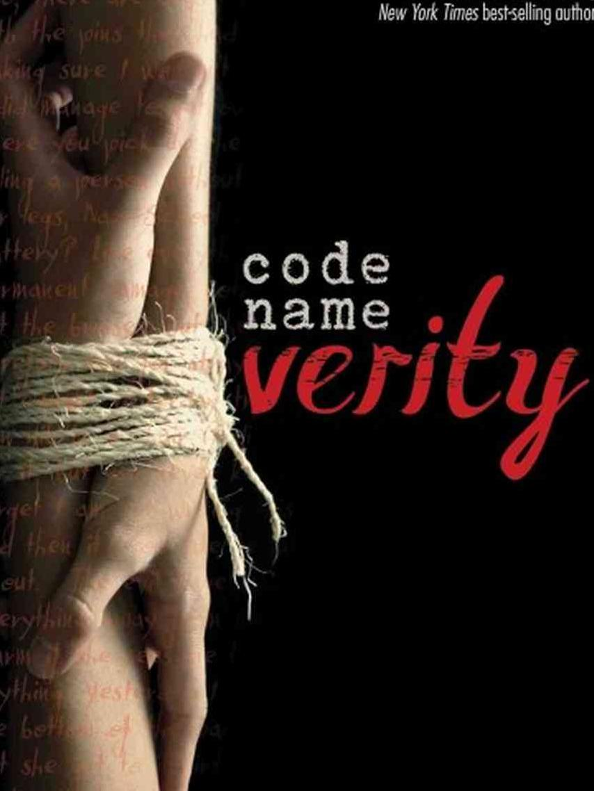 Code Name Verity by Elizabeth E. Wein, from Teen Read Week