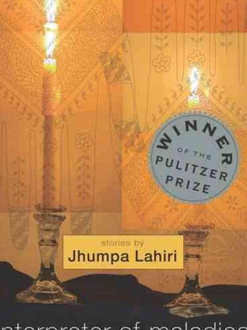 Interpreter of Maladies by Jhumpa Lahiri, from Teen Read Week