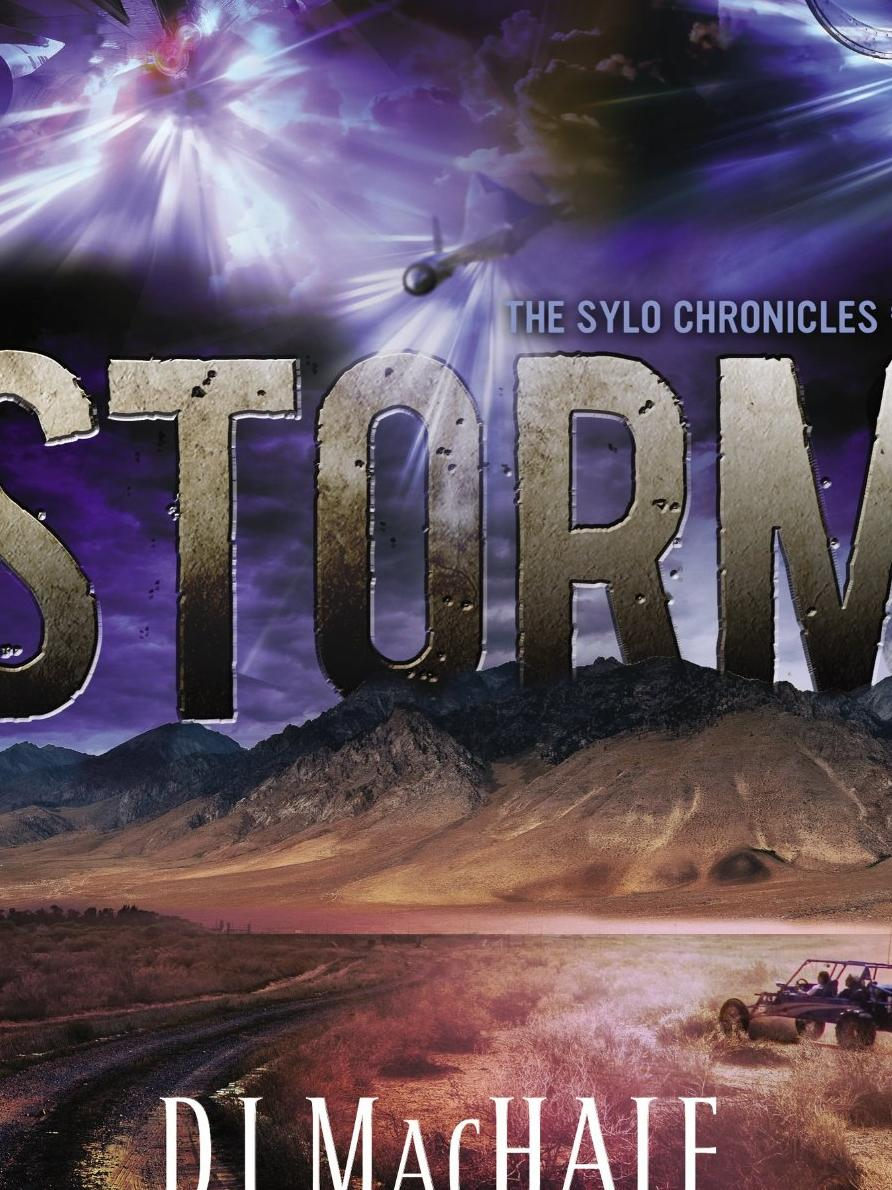 Storm by D. J. MacHale, from Teen Read Week