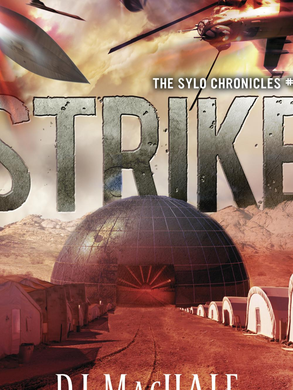 Strike by D. J. MacHale, from Teen Read Week