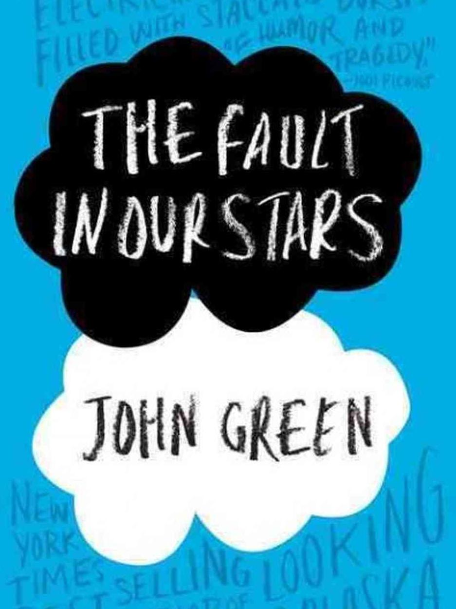The Fault In Our Stars by John Green, from Teen Read Week