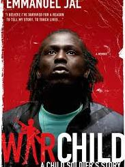 War Child by Emmanuel Jal, from Teen Read Week