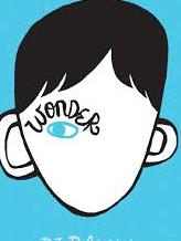 Wonder by R. J. Palacio, from Teen Read Week