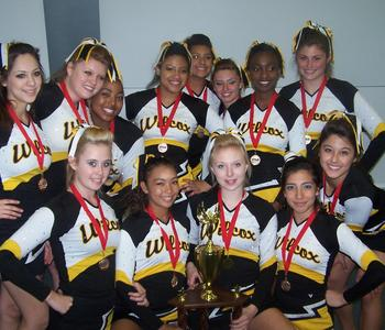 2nd Place Nationals - Varsity Cheer