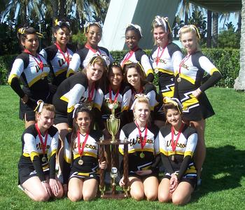 Team Pic Nationals 2nd Place