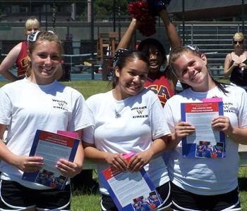 All-American 2010 - USA Cheer Camp