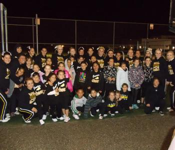 Junior Cheer Clinic