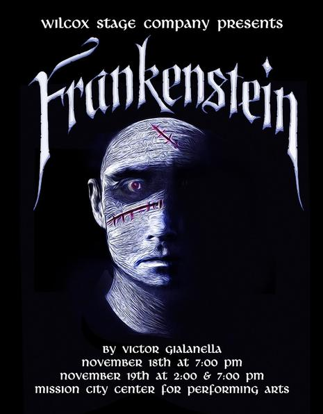 Fall Production: Frankenstein