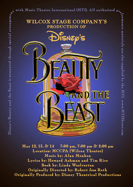 WSC's production of Disney's Beauty and the Beast