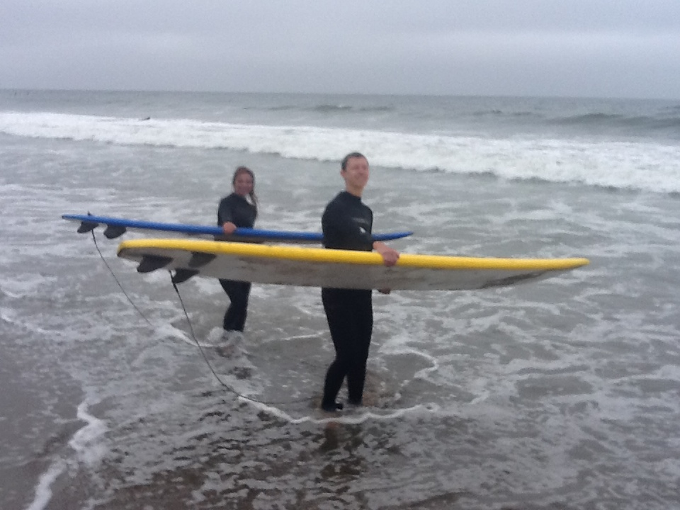 Surfing With My MBR Summer Program